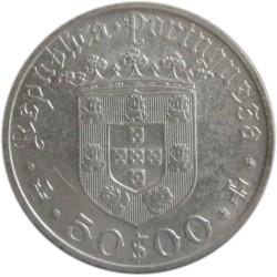 50 Escudos de 1968