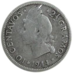 10 Centavos de 1944
