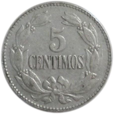 5 Céntimos de 1948