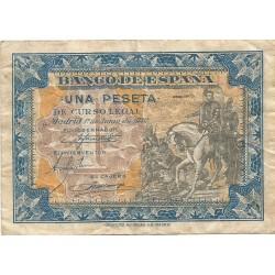 1 Pta Estado Español 1 Junio de 1940
