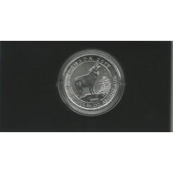 Moneda Canadá 3/4 Plata Pura