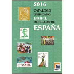 Catálogo Sellos Edifil 2016