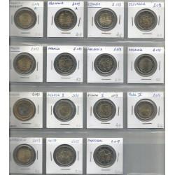 Euros Conmemorativos 2013