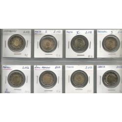 Euros Conmemorativos 2012 (2)