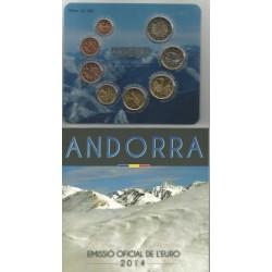 Emisión Oficial del Gobierno de Andorra