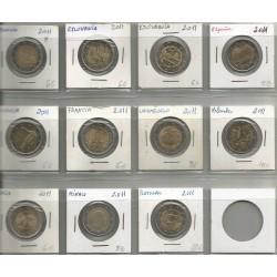 Euros Conmemorativos 2011