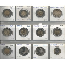Euros Conmemorativos 2010