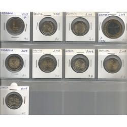 Euros Conmemorativos 2008