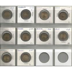 Euros Conmemorativos 2007