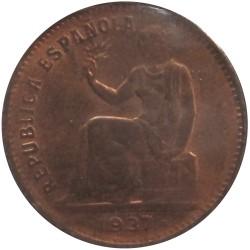 50 Céntimos de 1937