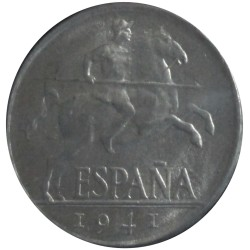 5 Céntimos de 1941