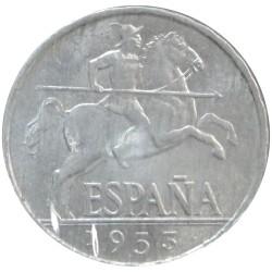 5 Céntimos de 1953