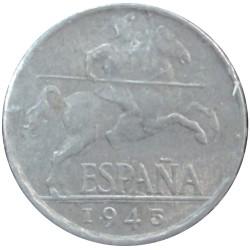 5 Céntimos de 1945