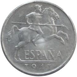 10 Céntimos de 1941