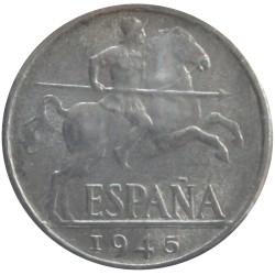 10 Céntimos de 1945