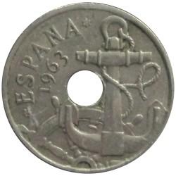 50 Céntimos de 1963
