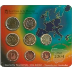 Cartera de 8 Valores de España del 2004