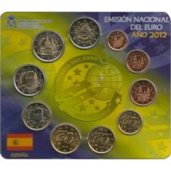 Cartera de 8 Valores de España del 2012