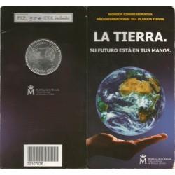 Cartera de 12 Euros de España del 2008