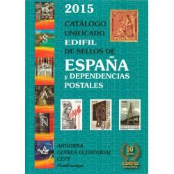 Catálogo Unificado Edifil de Sellos y Dependencias Postales