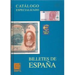 Catálogo Especializado  en Billetes de España
