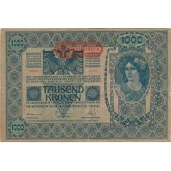 1000 Coronas de 1902