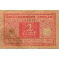2 Marcos de 1920