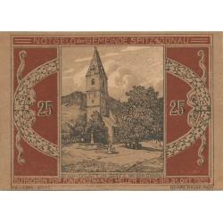25 Marcos de 1920