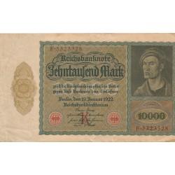 10000 Marcos de 1910