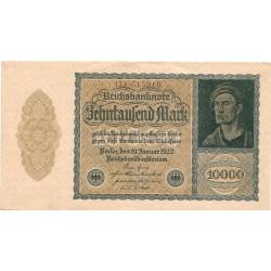10000 Marcos de 1922