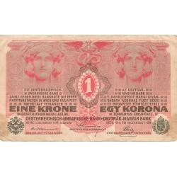 1 Corona de 1916