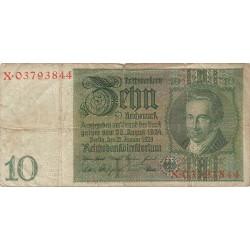 10 Marcos de 1929