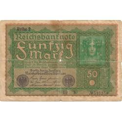 50 Marcos de 1919
