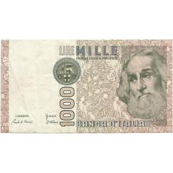1000 Liras de 1982