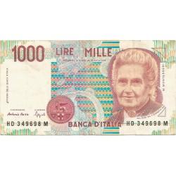 1000 Liras de 1990