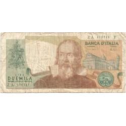 2000 Liras de 1973