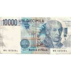 10000 Liras de 1984