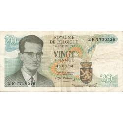 20 Francos de 1964
