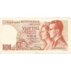 50 Francos de 1966