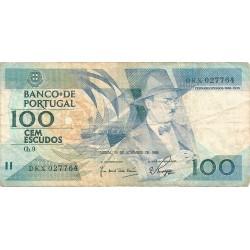 100 Escudos de 1988