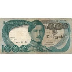 1000 Escudos de 1968