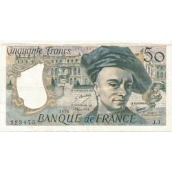 50 Francos de 1976