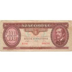 100 Forintos de 1993