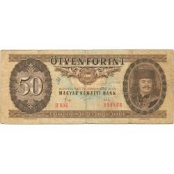 50 Forintos de 1983