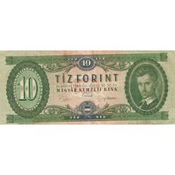 10 Forintos de 1969