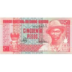 50 Pesos de 1990