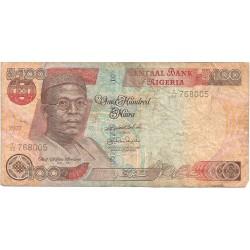 100 Naira de 2007