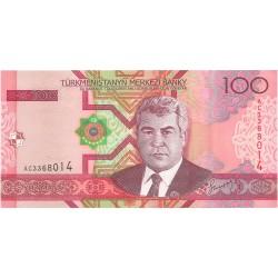 100 Manat de 2005