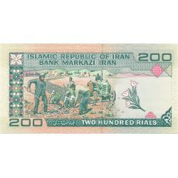 200 Riales de 1982