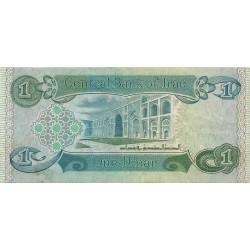 1 Dinar de 1992